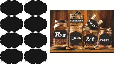 Chalkboard Labels - Version 6