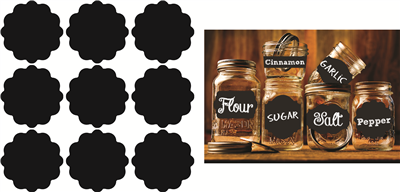 Chalkboard Labels - Version 3