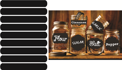 Chalkboard Labels - Version 1