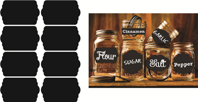 Chalkboard Labels - Version 4